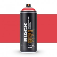 Montana : Black : 400ml : Code Red (By Road Parcel Only)