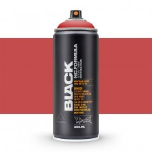 Montana : Black : 400ml : Fire Rose : By Road Parcel Only