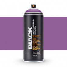 Montana : Black : 400ml : Pimp Violet : By Road Parcel Only