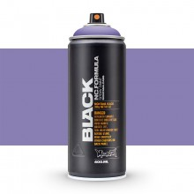 Montana : Black : 400ml : Royal Purple : By Road Parcel Only