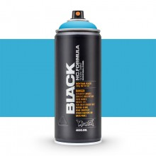 Montana : Black : 400ml : Light Blue : Ship By Road Only