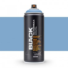 Montana : Black : 400ml : Blue Lagoon : Ship By Road Only