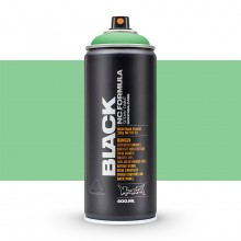 Montana : Black : 400ml : Revolt Green : By Road Parcel Only