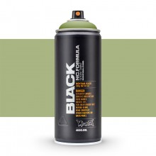 Montana : Black : 400ml : Lost Island (By Road Parcel Only)