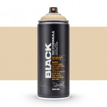 Montana : Black : 400ml : Beige : Ship By Road Only