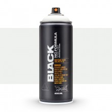 Montana : Black : 400ml : White (By Road Parcel Only)