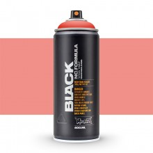 Montana : Black : 400ml : Power Red : Ship By Road Only