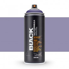 Montana : Black : 400ml : Power Violet : Ship By Road Only