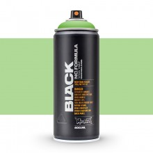 Montana : Black : 400ml : Power Green : Ship By Road Only