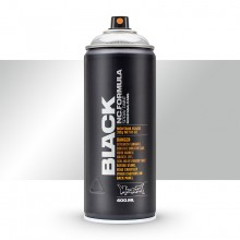 Montana : Black : 400ml : Silver : By Road Parcel Only