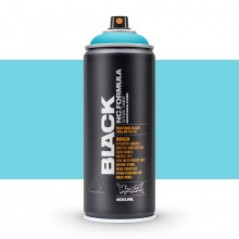 Montana : Black : 400ml : True Cyan (By Road Parcel Only)