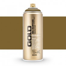Montana : Gold : 400ml : Everglade : Opaque : (Road Shipping Only)