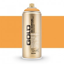 Montana : Gold : 400ml : Blast Orange : Opaque : (Road Shipping Only)