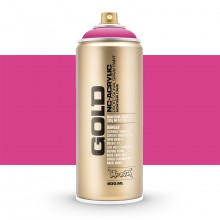 Montana : Gold : 400ml : Pink Pink : Opaque : Ship By Road Only