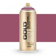 Montana : Gold : 400ml : Dusty Pink : Opaque : (By Road Parcel Only)