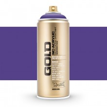 Montana : Gold : 400ml : Lavender : Opaque : Ship By Road Only