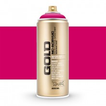 Montana : Gold : 400ml : Power 100% Magenta : Opaque : (Road Shipping Only)