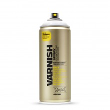 Montana : Tech Spray : Varnish : 400ml : Gloss : (By Road Parcel Only)