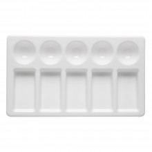 JAS : Palette Plastic : 10 slant well