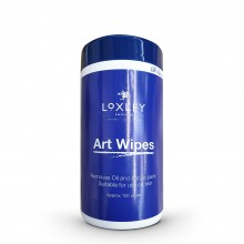 Loxley : Art Wipes : 13x18cm : Pack of 100
