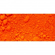 Cornelissen : Dry Pigment : 15ml : Cadmium Yellow Orange
