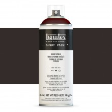 Liquitex : Professional : Spray Paint : 400ml : Burnt Umber : By Road Parcel Only