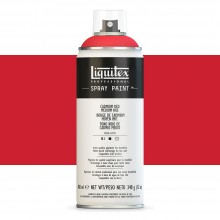Liquitex : Professional : Spray Paint : 400ml : Cadmium Red Medium Hue : Ship By Road Only