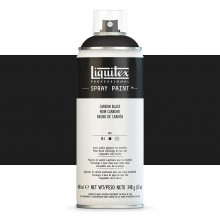 Liquitex : Professional : Spray Paint : 400ml : Carbon Black : By Road Parcel Only