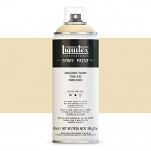 Liquitex : Professional : Spray Paint : 400ml : Unbleached Titanium (By Road Parcel Only)
