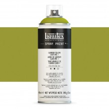 Liquitex : Professional : Spray Paint : 400ml : Cadmium Yellow Light Hue 1 : Ship By Road Only
