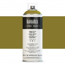 Liquitex : Professional : Spray Paint : 400ml : Cadmium Yellow Medium Hue 1 : By Road Parcel Only