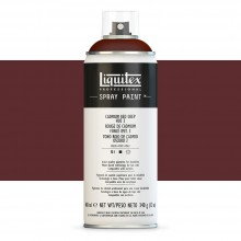 Liquitex : Professional : Spray Paint : 400ml : Cadmium Red Deep Hue 3 : Ship By Road Only