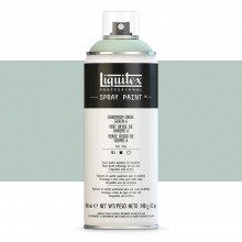 Liquitex : Professional : Spray Paint : 400ml : Chromium Oxide Green 6 : Ship By Road Only