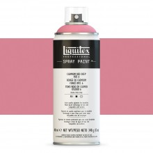 Liquitex : Professional : Spray Paint : 400ml : Cadmium Red Deep Hue 6 : Ship By Road Only