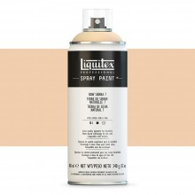 Liquitex : Professional : Spray Paint : 400ml : Raw Sienna 7