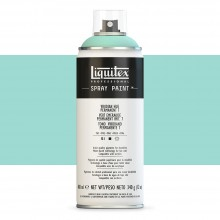Liquitex : Professional : Spray Paint : 400ml : Viridian Hue Permanent 7 (By Road Parcel Only)