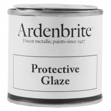 Ardenbrite : Protective Glaze/Quick Drying Clear Coat : 125ml : Ship By Road Only