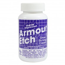 Armour Etch : Glass Etching Cream : 10 oz/283g (By Road Parcel Only)