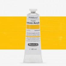 Schmincke : Primacryl Acrylic Paint : 60ml : Vanadium Yellow Deep