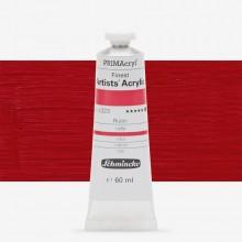 Schmincke : Primacryl Acrylic Paint : 60ml : Ruby