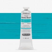 Schmincke : Primacryl Acrylic Paint : 60ml : Cobalt Turquoise