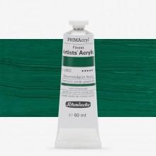 Schmincke : Primacryl Acrylic Paint : 60ml : Chromium Oxide Green Brilliant