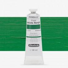 Schmincke : Primacryl Acrylic Paint : 60ml : Oriental Green