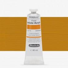 Schmincke : Primacryl Acrylic Paint : 60ml : Iron Oxide Yellow