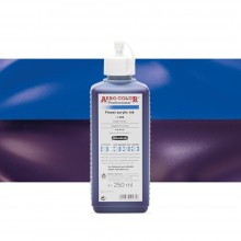 Schmincke : Aero Color Finest Acrylic Ink : 250ml : Sapphire Blue