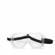 Safety Goggles : Chemical Resistant : One Size