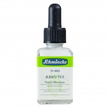 Schmincke : Aero Tex : Textile Medium : 28ml