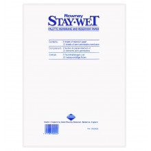 Daler Rowney : Stay Wet Palette : Refill Pack : Large : 14x10in