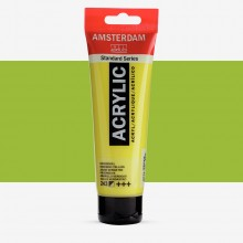 Talens : Amsterdam Standard : Acrylic Paint : 120ml : Greenish Yellow
