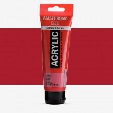 Talens : Amsterdam Standard : Acrylic Paint : 120ml : Carmine